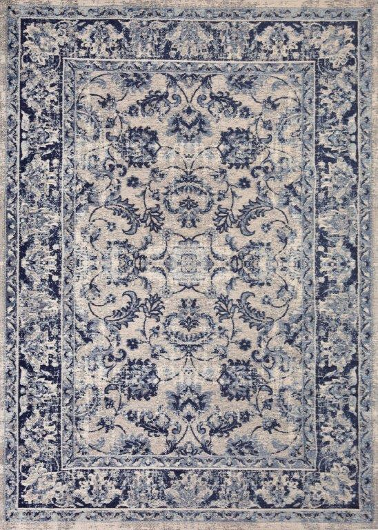 Tebriz matto, antique blue